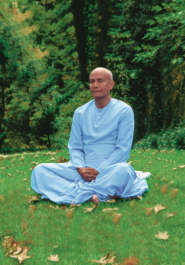 Sri Chinmoy_meditation