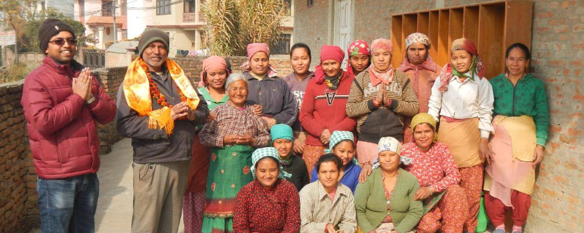 Everest Ayurveda Produktion, Kathmandu, Nepal